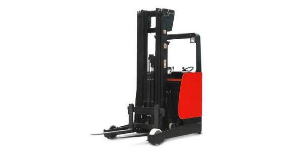 Nâng điện Reach Truck J Series 1,2 - 2 tấn