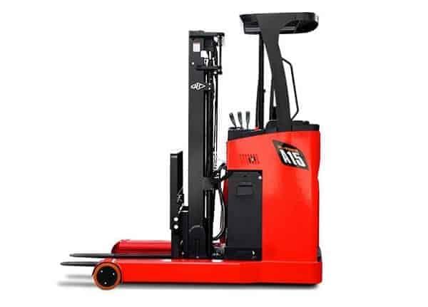 Xe nâng điện Hangcha 1,5 tấn đứng lái phù hợp nhất với quy mô công ty, doanh nghiệp nhỏ