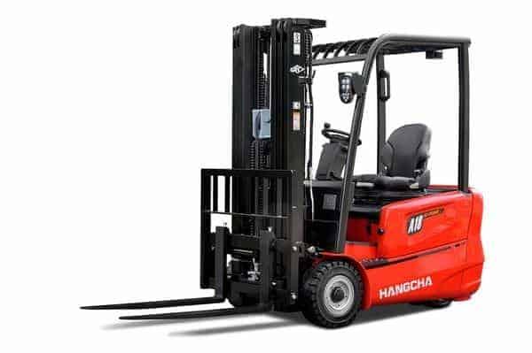Xe nâng điện Reach Truck ASeries 4 - 5 tấn
