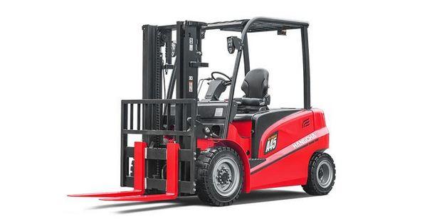 Nâng điện Reach Truck ASeries 4 - 5 tấn